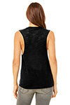 Dirty Hands Clean Living Women's Flowy Scoop Muscle Tank
