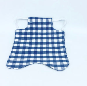 Country Print Hen Apron