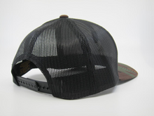 Load image into Gallery viewer, FLOCKBOSS Camo Trucker Hat