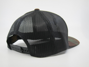 FLOCKBOSS Camo Trucker Hat