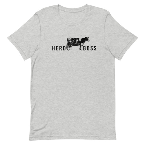 HERDBOSS COW Short-Sleeve Unisex T-Shirt