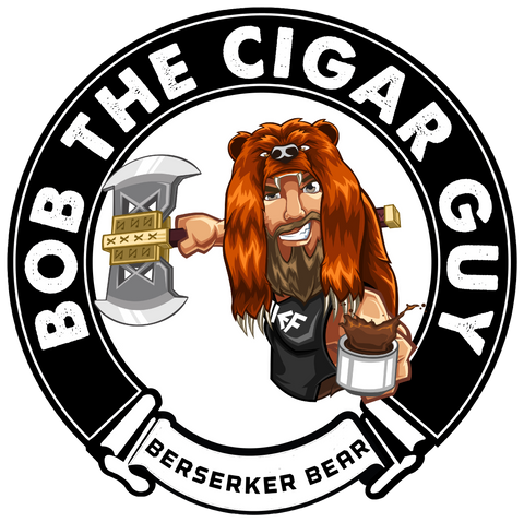 Bob the Cigar Guy - Berserker Bear