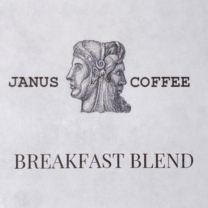 Janus Coffee Breakfast Blend