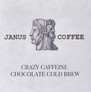 Crazy Caffeine Chocolate Cold Brew
