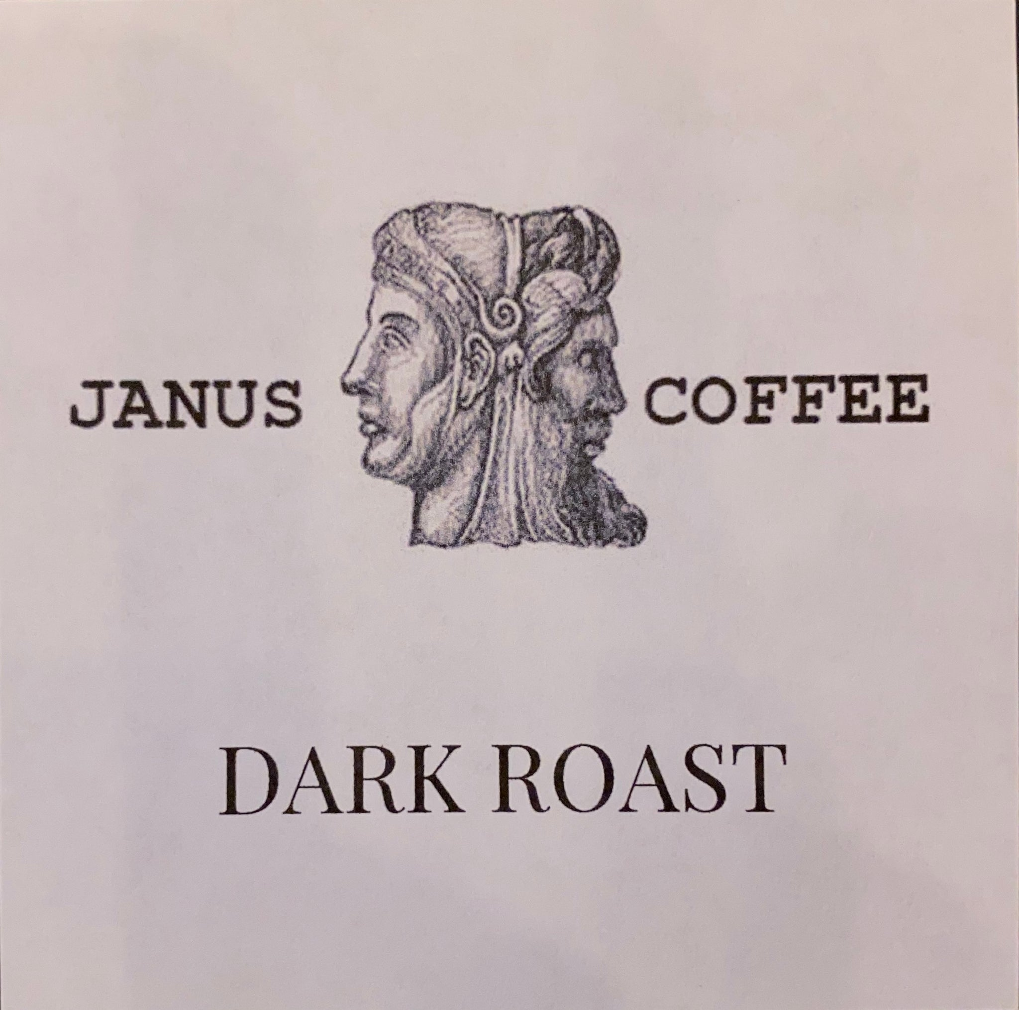 Janus Coffee Dark Roast