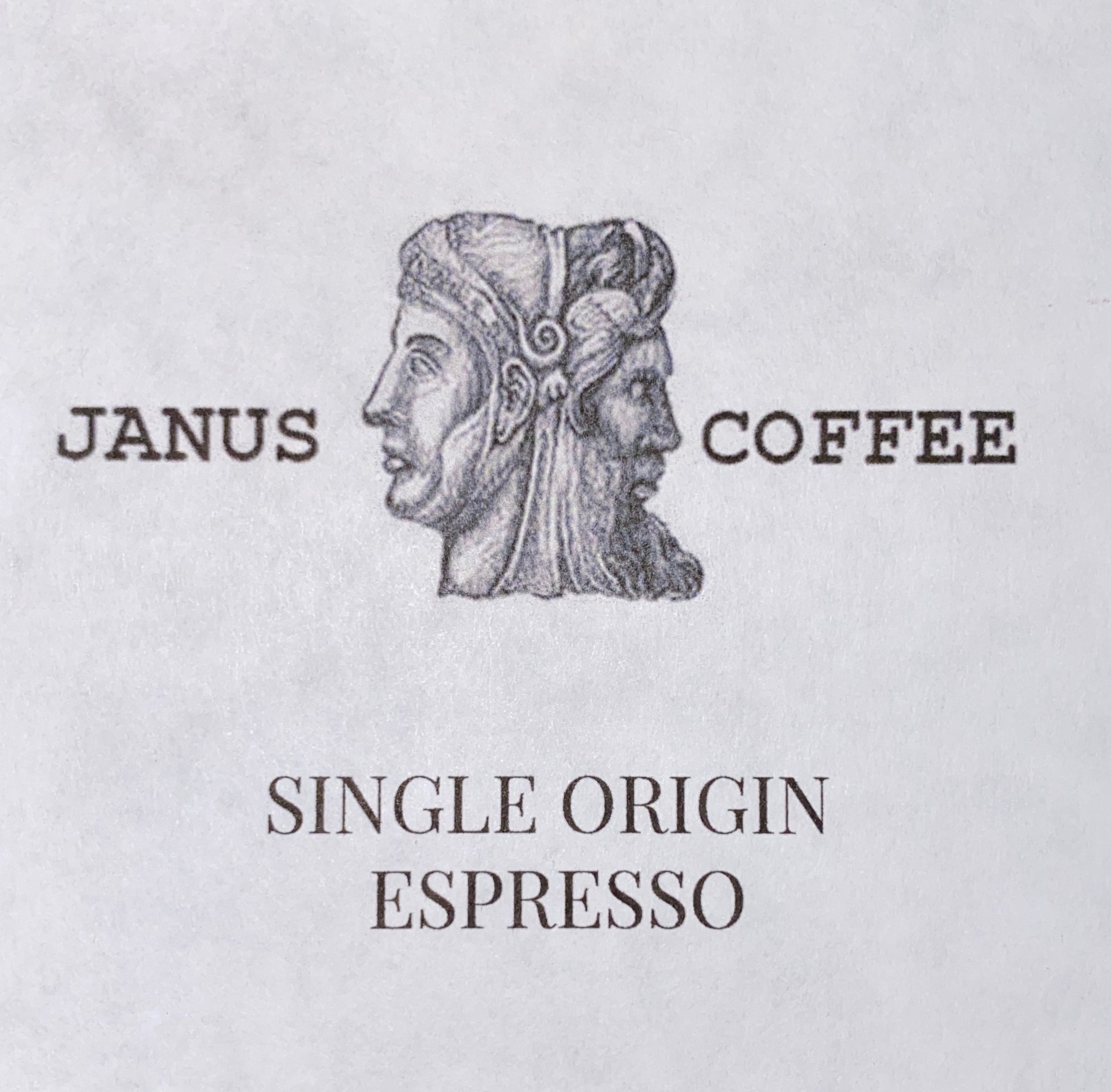 Janus Coffee House Single Origin Espresso