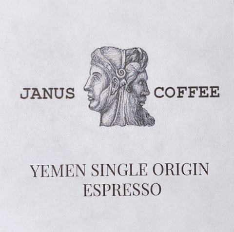 Yemen Single Origin Espresso