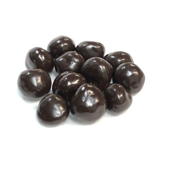 Dark Chocolate Sea Salt Caramel Balls