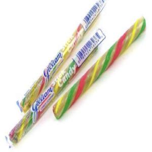 Tutti-Fruitti Old Fashion Stick Candy