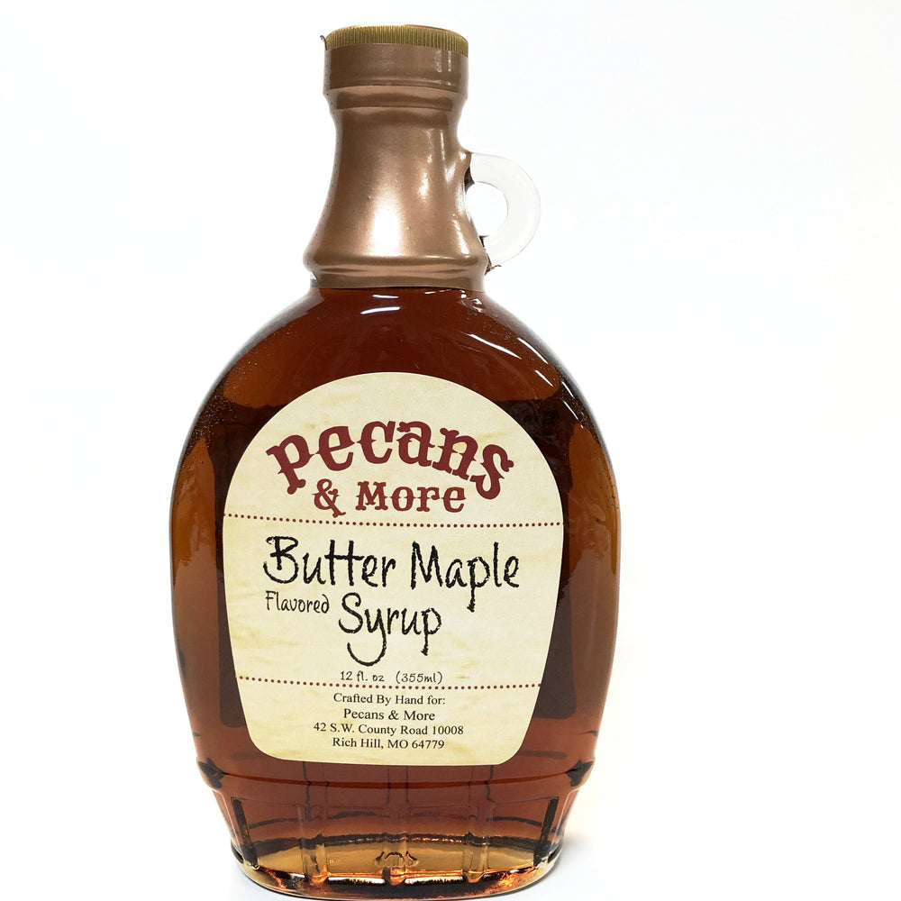 Butter Maple Flavored Syrup