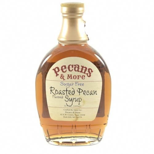 Sugar Free Roasted Pecan Flavored Syrup