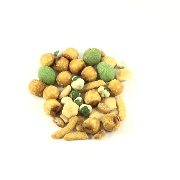Wasabi Trail Mix