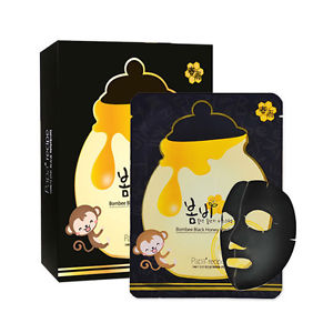 PAPA RECIPE Bombee Black Honey Mask 10Pcs