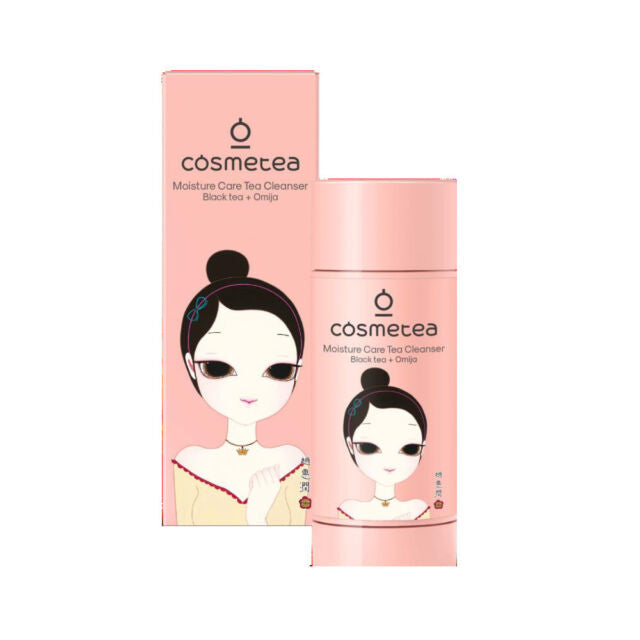 Cosmetea Moisture Care Tea Cleanser