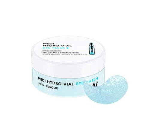 Wonjin Effect Medi Hydro Vial Eye Mask (60ea)-90g