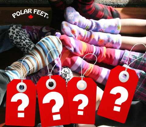 Polar Feet Black Friday Sale