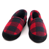 Polar Feet Kids' Perfect Mocs in Lumberjack Pair