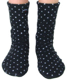 Kids' Fleece Socks - Domino
