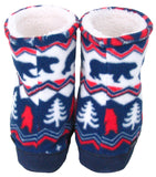 Polar Feet Kids' Snugs Polar Bear
