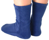 Polar Feet Adult Socks - Denim