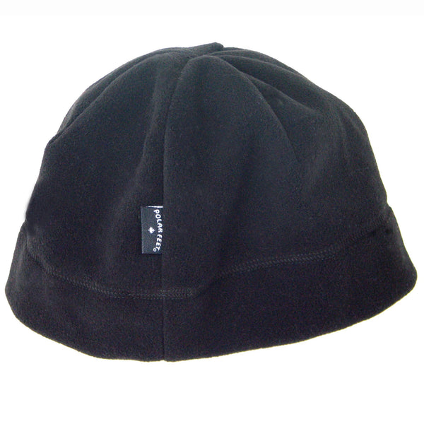 Polar Feet Beanie - All Black