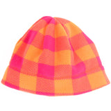 Polar Feet Beanie - Raspberry Sunrise