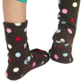 Kids' Fleece Socks - Smarties