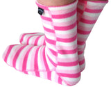Kids' Fleece Socks - Candy