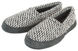 Polar Feet® Men's Perfect Mocs™ Grey Wool