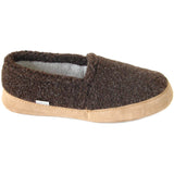 Polar Feet Men's Perfect Mocs in Coffee right side