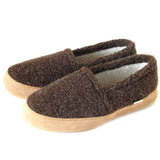Polar Feet Men's Perfect Mocs - Coffee