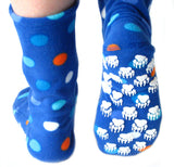 Polar Feet® Fleece Socks - Big City Blues