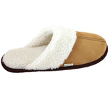 Polar Feet Women's Fine Suede Scuffs Right side