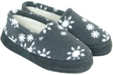 Polar Feet® Women's Perfect Mocs™ Snowflake