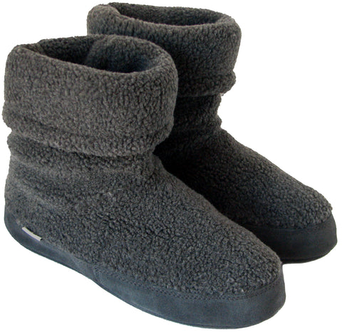 Polar Feet® Women's Snugs™ Grey Berber