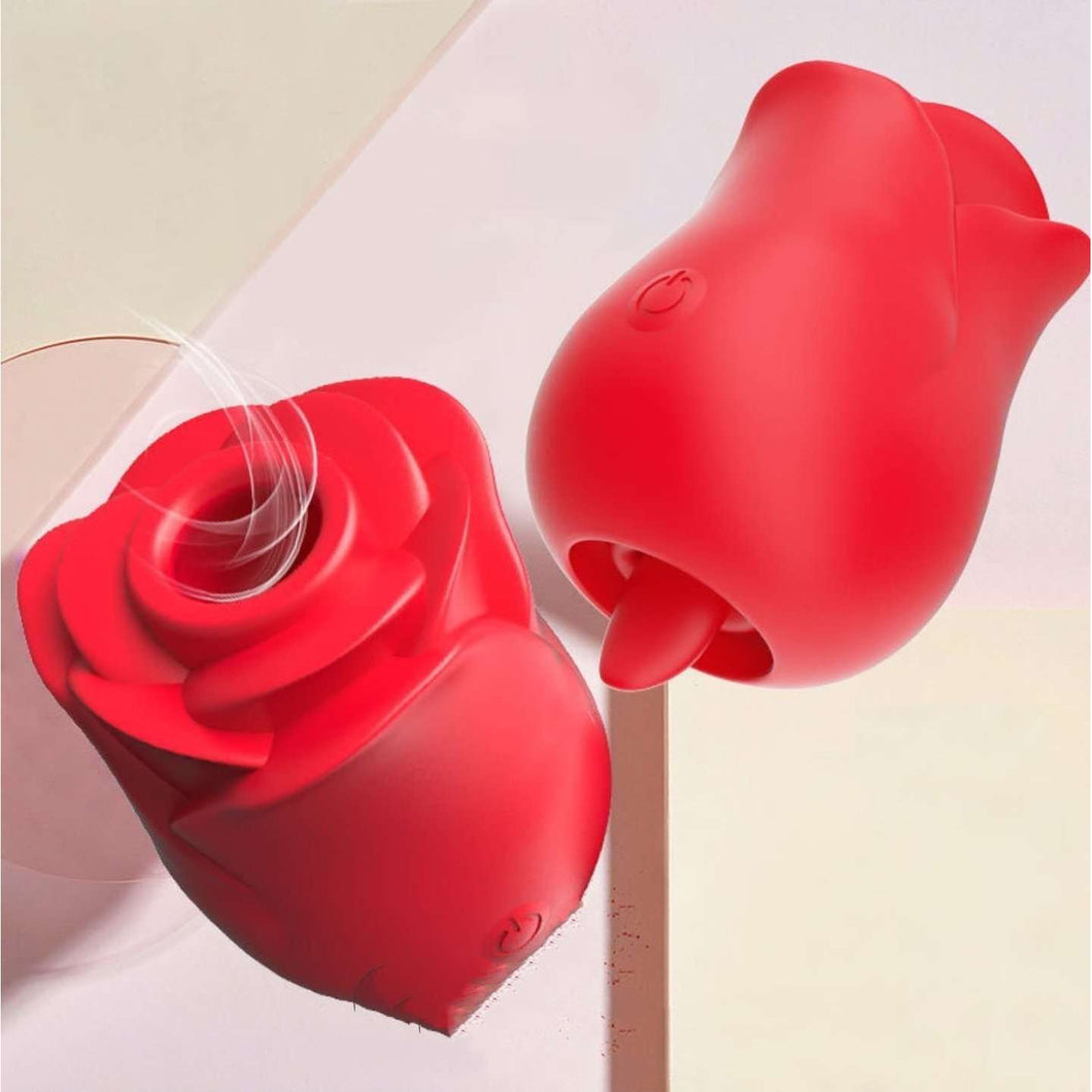 Rose Deluxe With Tongue