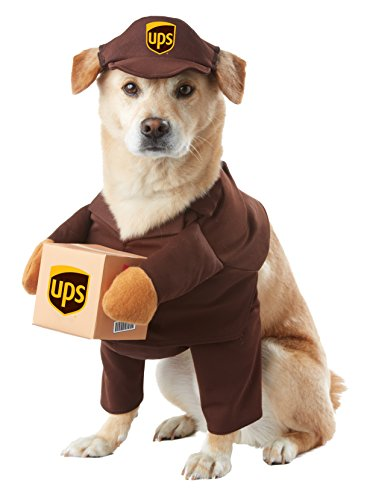 California Costumes UPS Pal Pet Costume