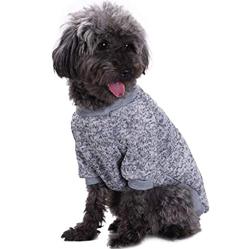 Bwealth Dog Sweater