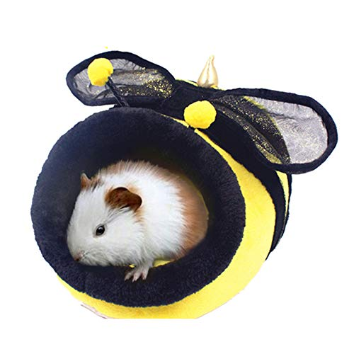 JanYoo Chinchilla Hedgehog Guinea Pig Bed Accessories