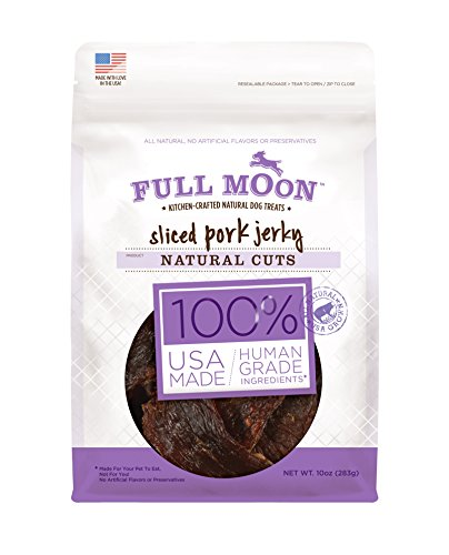 Full Moon Natural Cut All Natural Human Grade Dog Treats