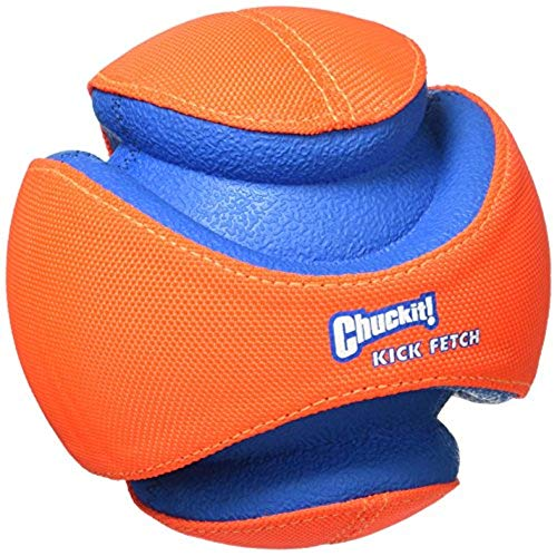Chuckit! Kick Fetch Toy Ball Dogs