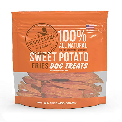 Wholesome Pride Sweet Potato Fries Dog Treats