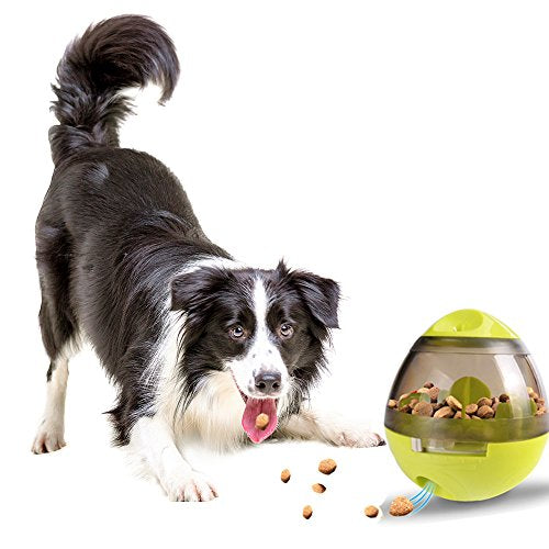 SIPIK Treat Dispensing Dog Toy Dog