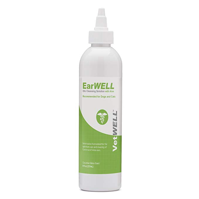 VetWELL Cat and Dog Ear Cleaner