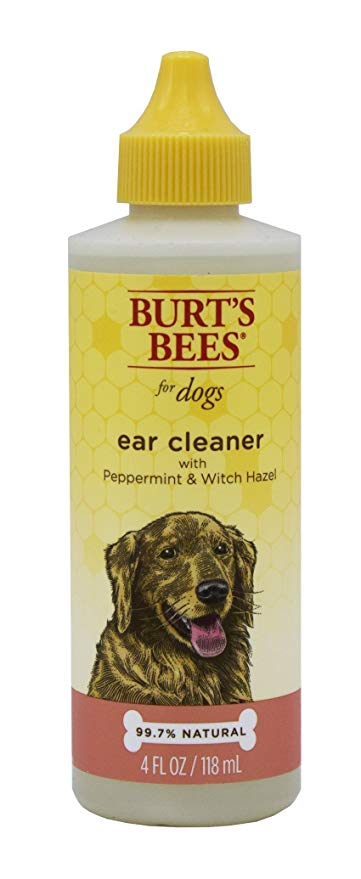 Burts Bees Ear Cleaning Solution