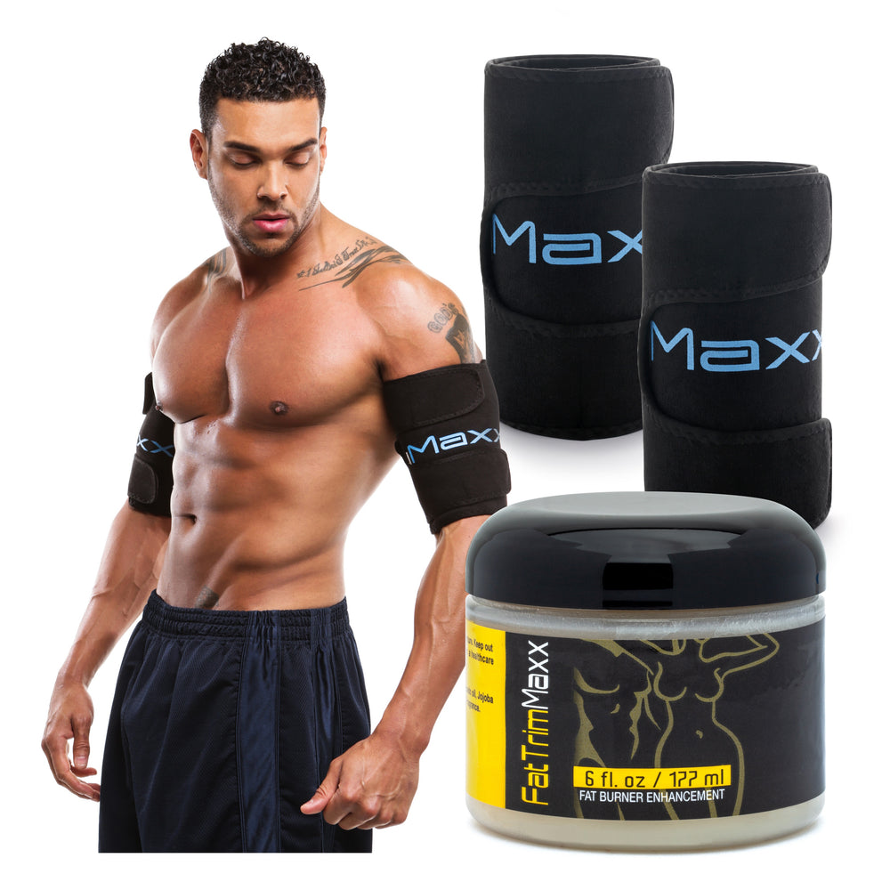 Men's Arm Slimmers and Fat Trim Cream