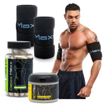 Men's Arm Slimmers, Fat Trim Cream And Detox