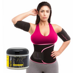Waist Slimmer + Trim Cream + Arm Slimmers