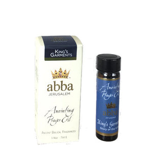 King's Garment 1/4 oz (Anointing Oil)
