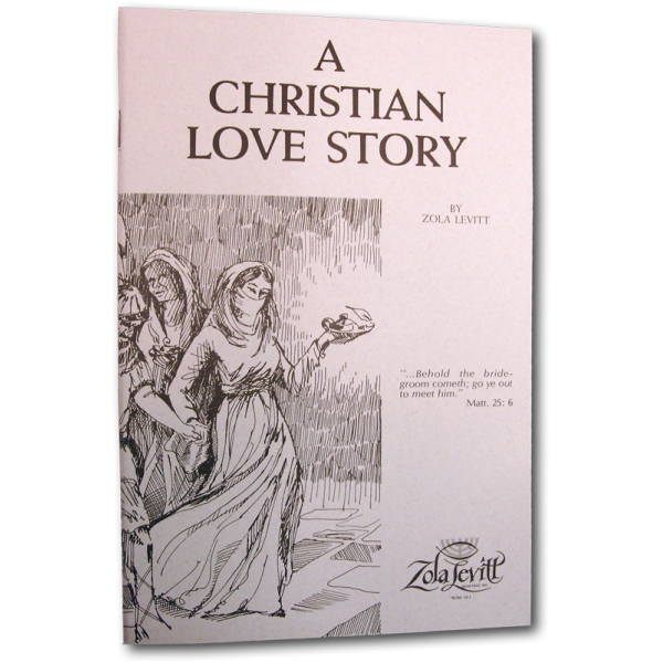 A Christian Love Story (Booklet)